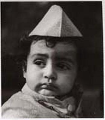 Amitabh Bachchan Kid