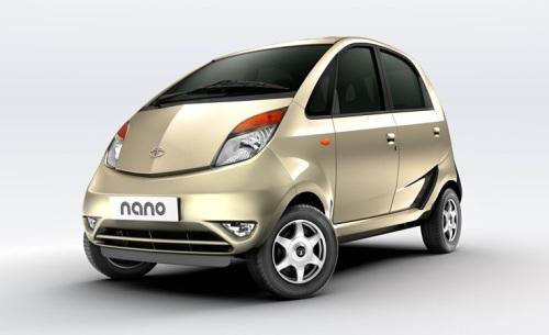 Tata Nano umennet